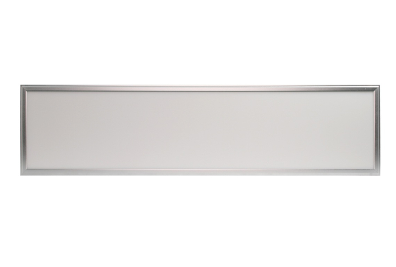 48w led panel rechteckig 300x1200mm. Black Bedroom Furniture Sets. Home Design Ideas